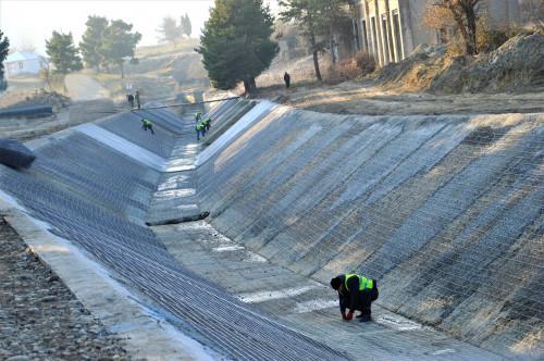 Rehabilitation Works of  Kvemo Samgori  Main Canal