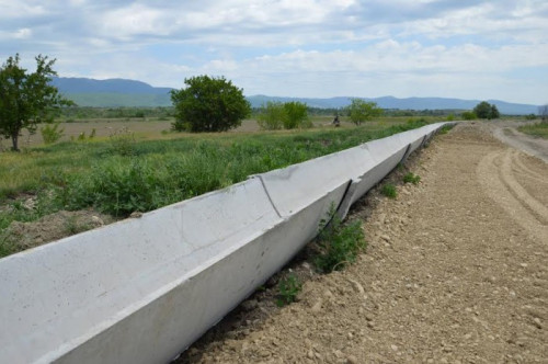 Reabilitation of Dzevera-Shertuli Irrigation Scheme