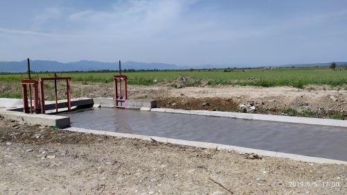 Supervision and quality control of the rehabilitation-construction works of Saltvisi Irrigation System Alternative canal from Pk43 + 34 to Pk 92 + 30 (up to G-2) and its other distributaries